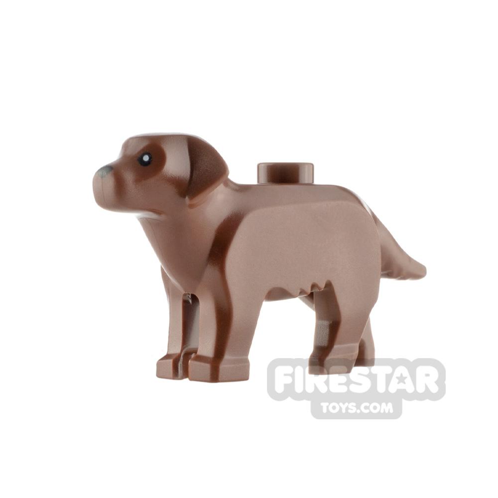 LEGO Animals Minifigure Labrador