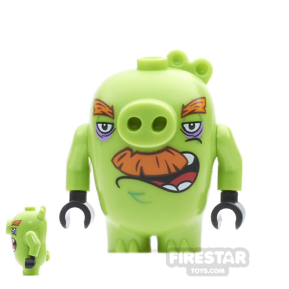 LEGO Angry Birds Mini Figure - Foreman Pig