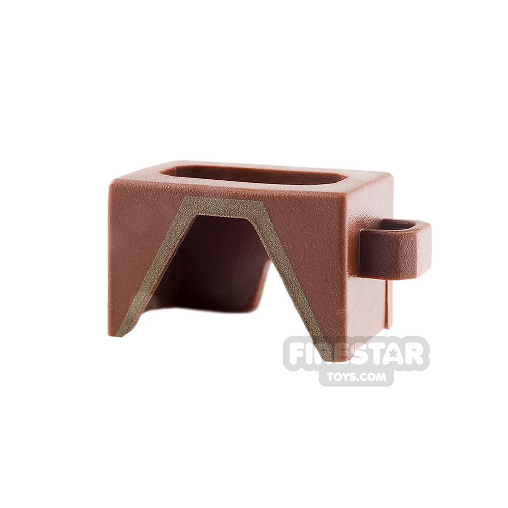 BrickForge - Waist Armour - Reddish Brown and Bronze
