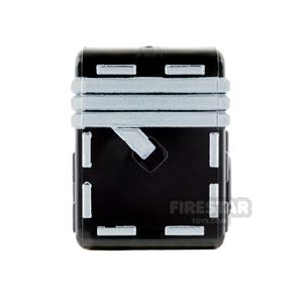 BrickForge - Parachute - Black - RIGGED System