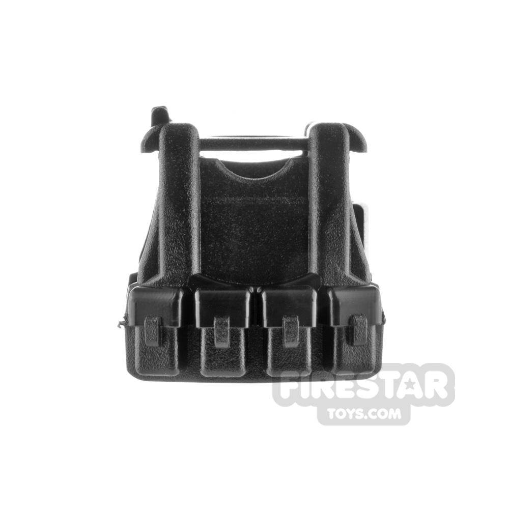 SI-DAN - B12 Tactical Vest - Black