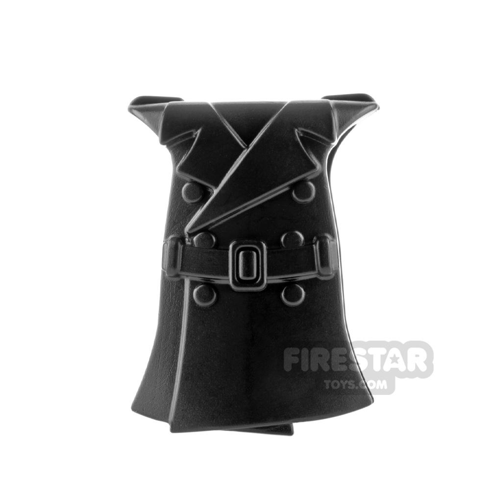 BrickWarriors - Trench Coat - Black