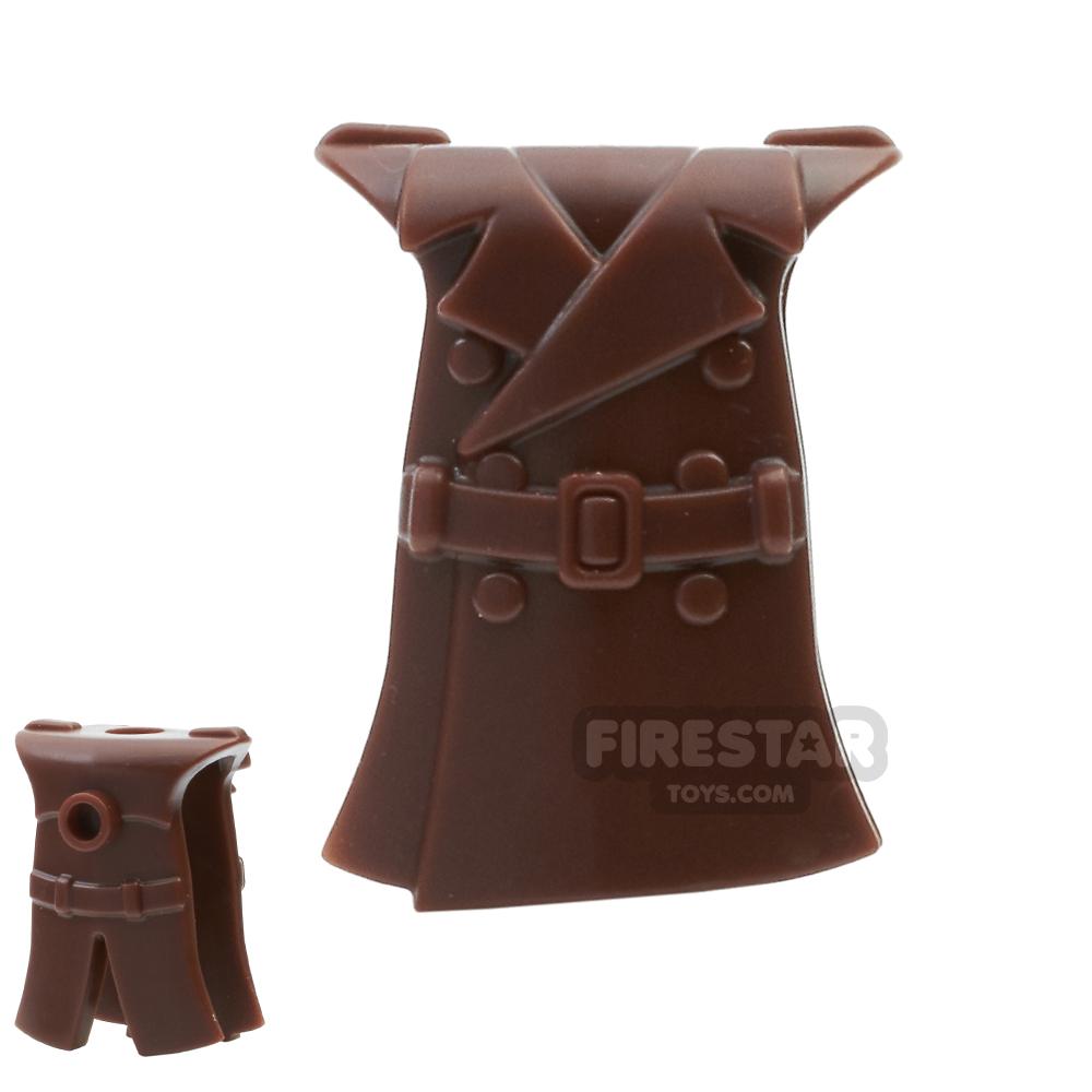 BrickWarriors - Trench Coat - Brown