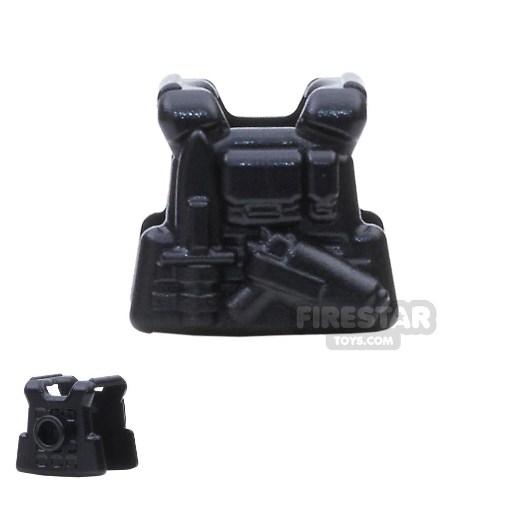 Brickarms - PCV Commando - Black