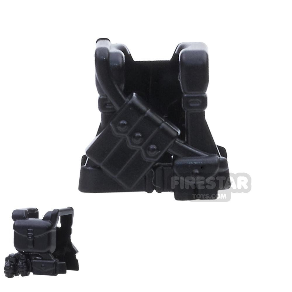 Brickarms - WW2 US Ranger - Black
