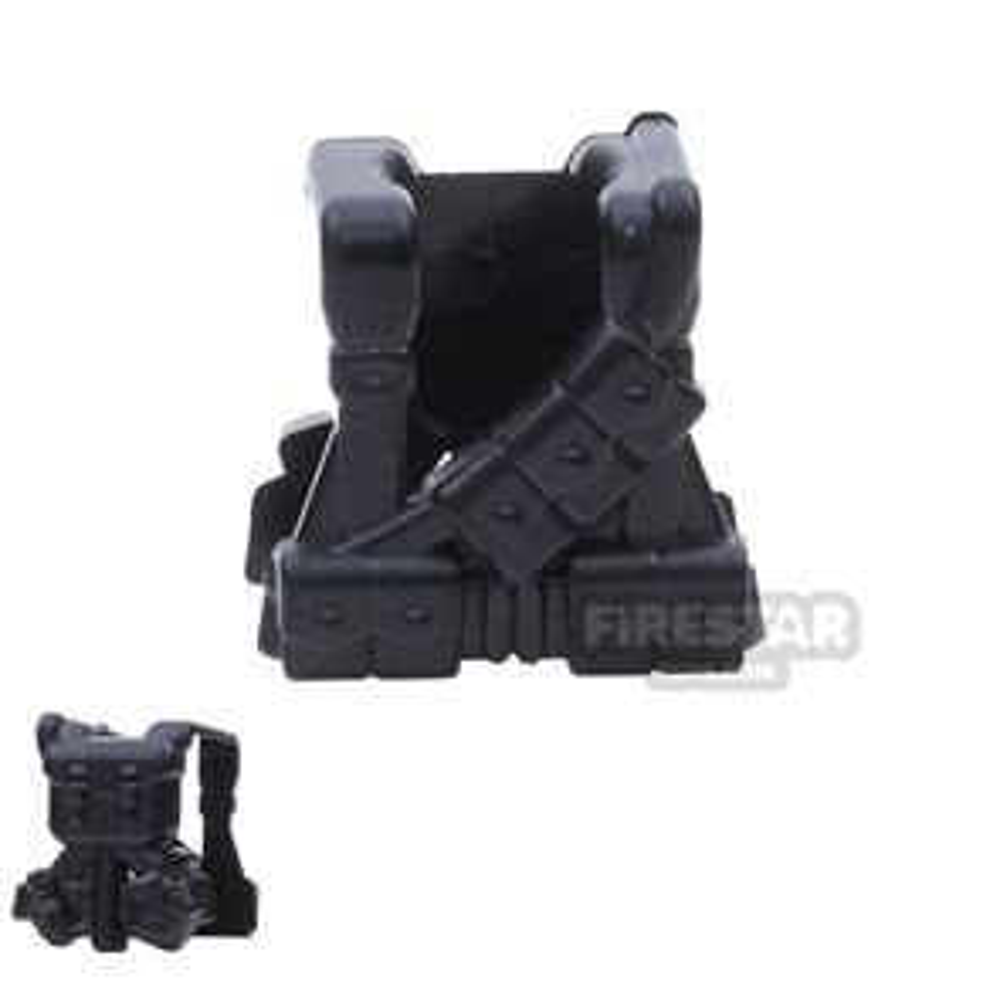 Brickarms - WW2 US Rifleman - Black