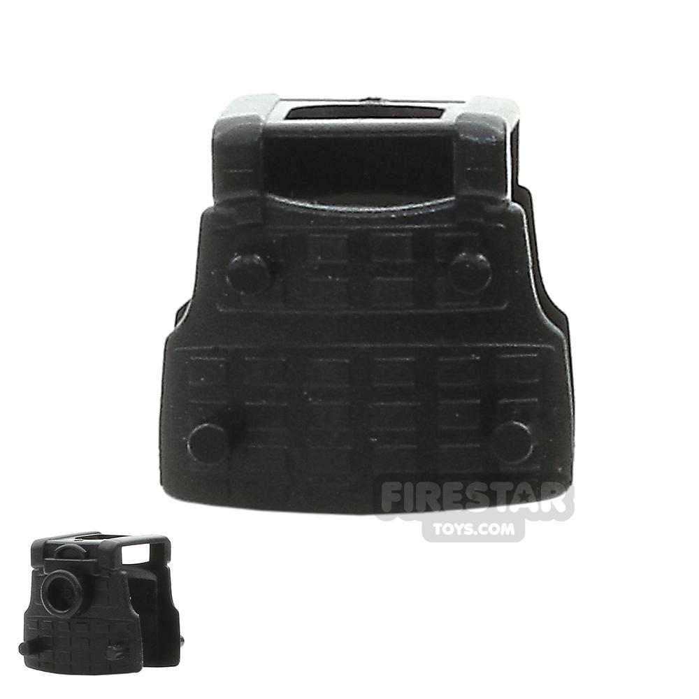 SI-DAN - BS12 Tactical Vest - Black
