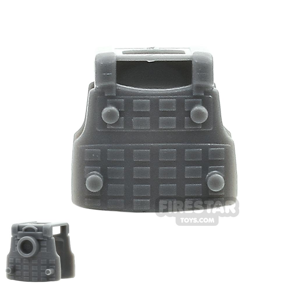 SI-DAN - BS12 Tactical Vest - Dark Blue Gray
