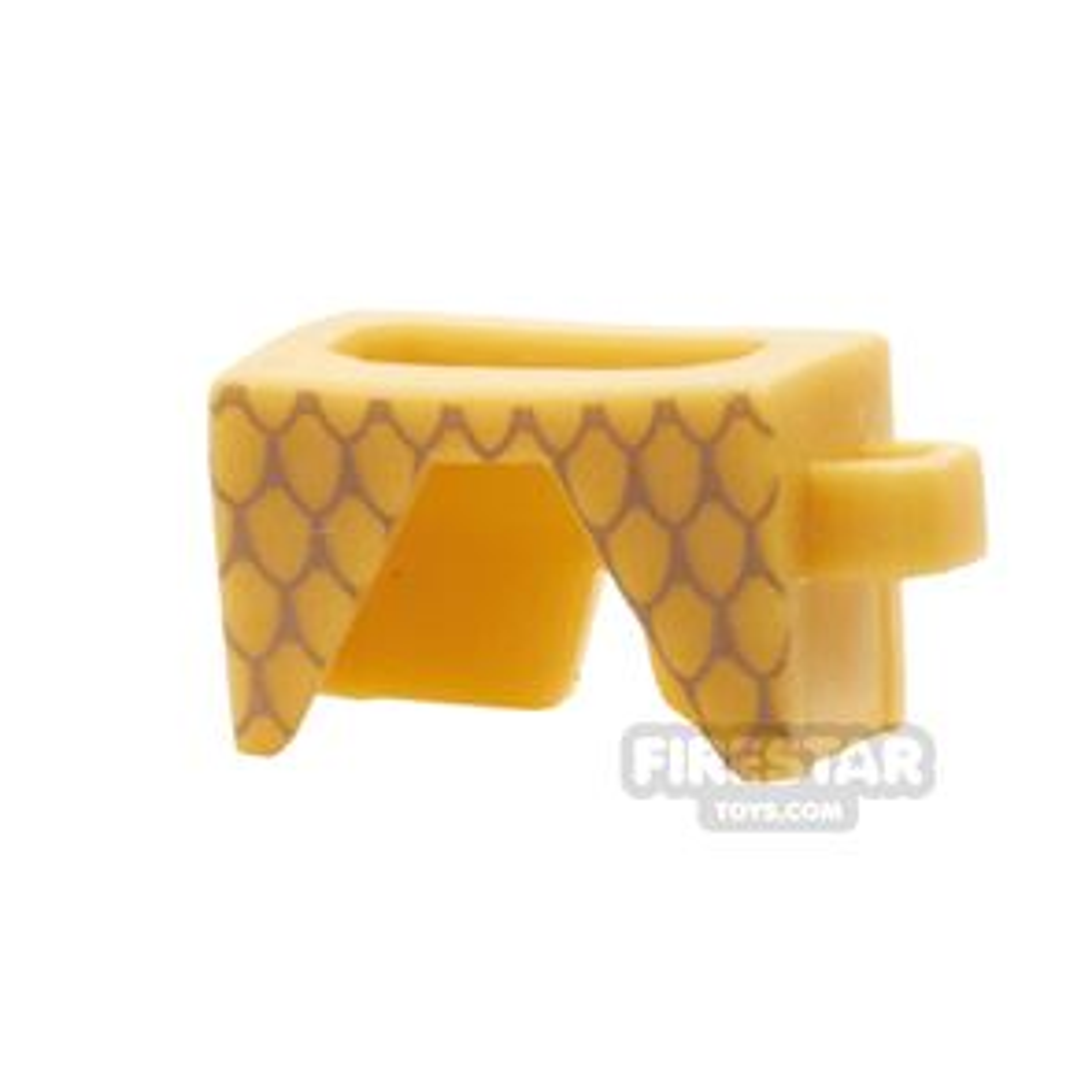 BrickForge - Waist Armour - Gold - Chainmail