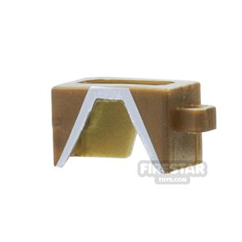 BrickForge - Waist Armour - Bronze and White