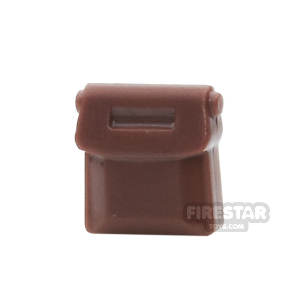 BrickForge - Satchel - Reddish Brown - RIGGED System