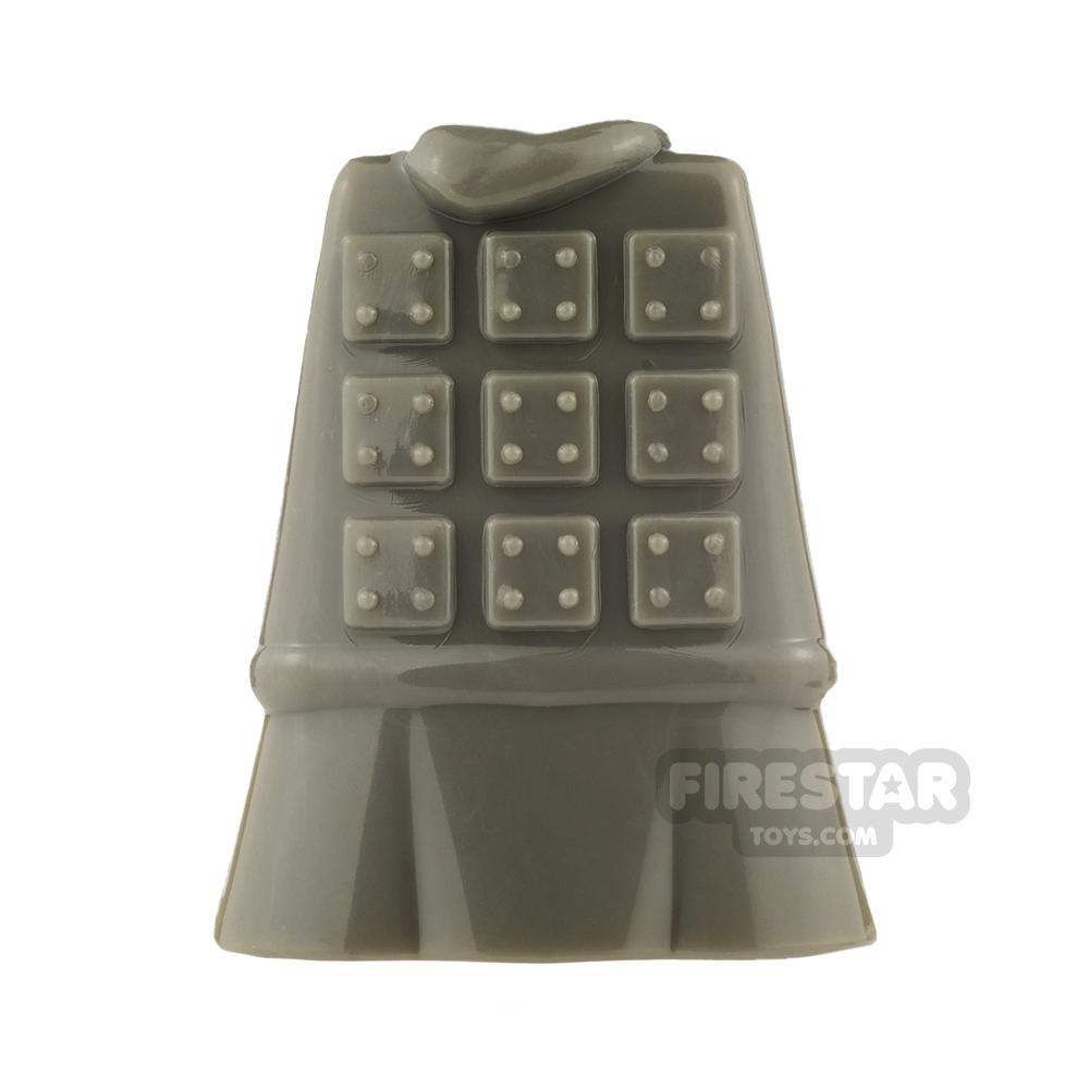 BrickTW - Terra Cotta Warrior Armour - Dark Gray
