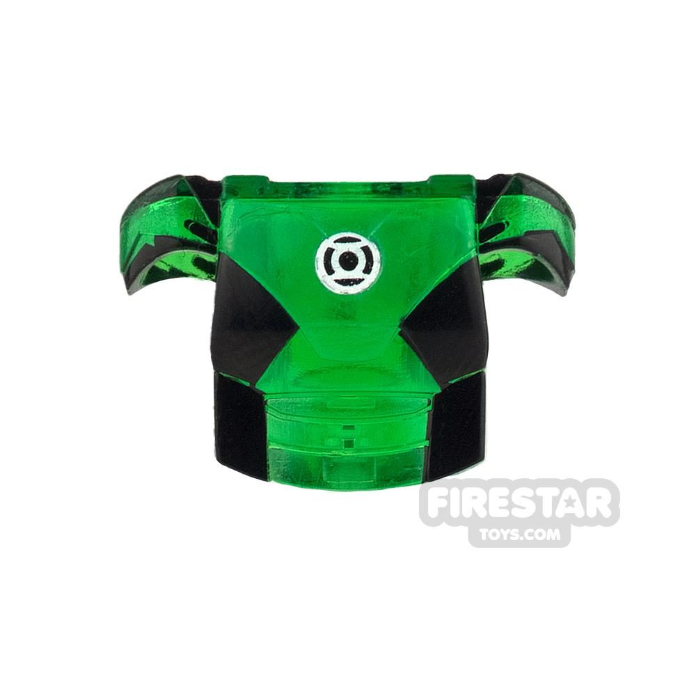 Clone Army Customs - MK Armour - Trans Green
