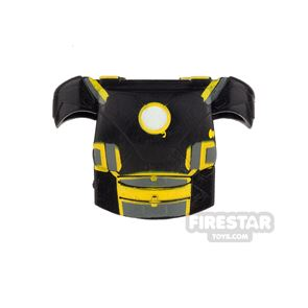 Clone Army Customs - MK Grid Armour - Yellow