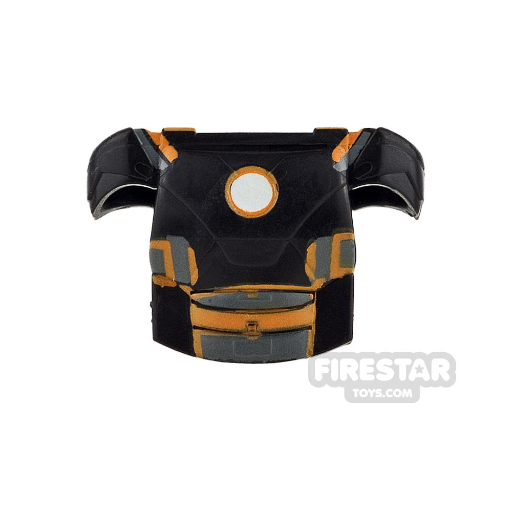 Clone Army Customs - MK Grid Armour - Orange