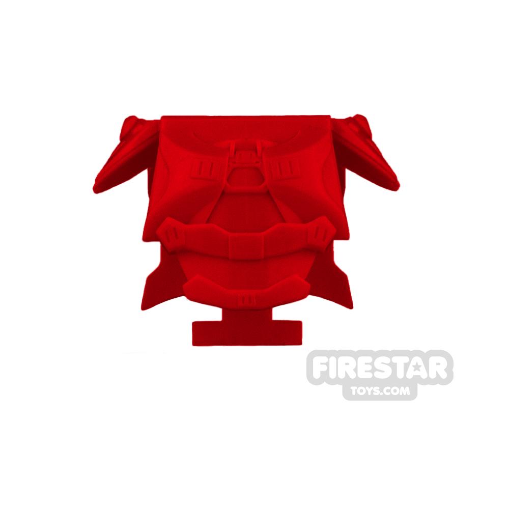 Clone Army Customs - Orbital Armour - Red