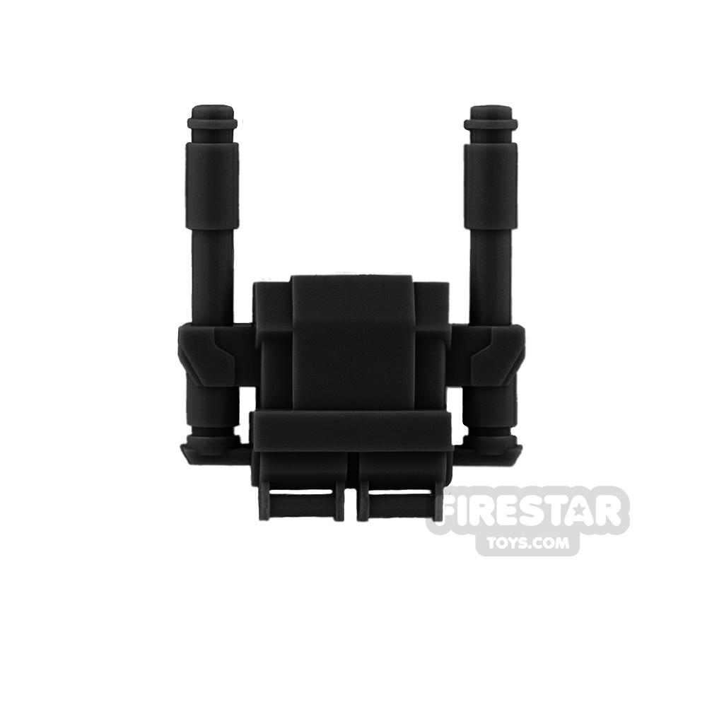 Clone Army Customs - Commando Heavy Pack - Black
