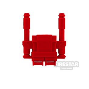 Clone Army Customs - Commando Heavy Pack - Red