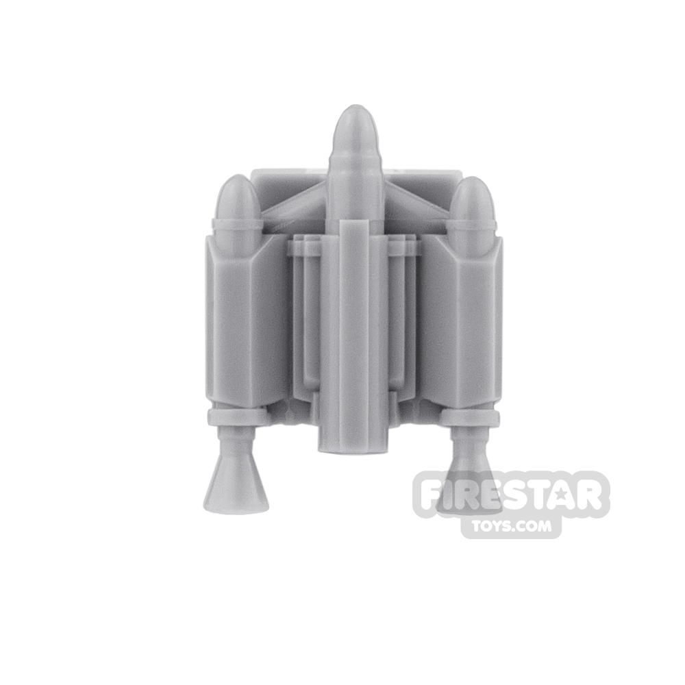 Clone Army Customs - Trooper Jet Pack - Light Gray