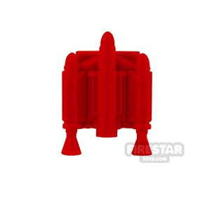 Clone Army Customs - Trooper Jet Pack - Red