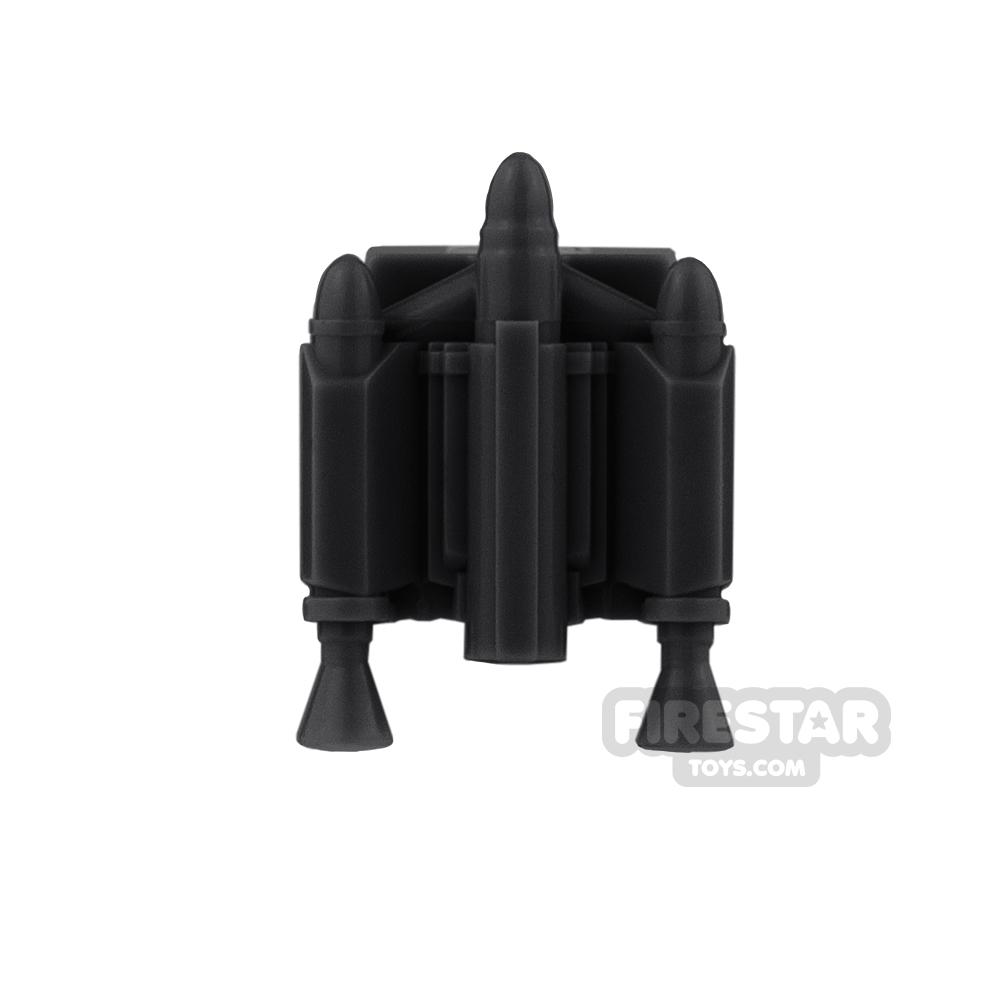Clone Army Customs - Trooper Jet Pack - Black
