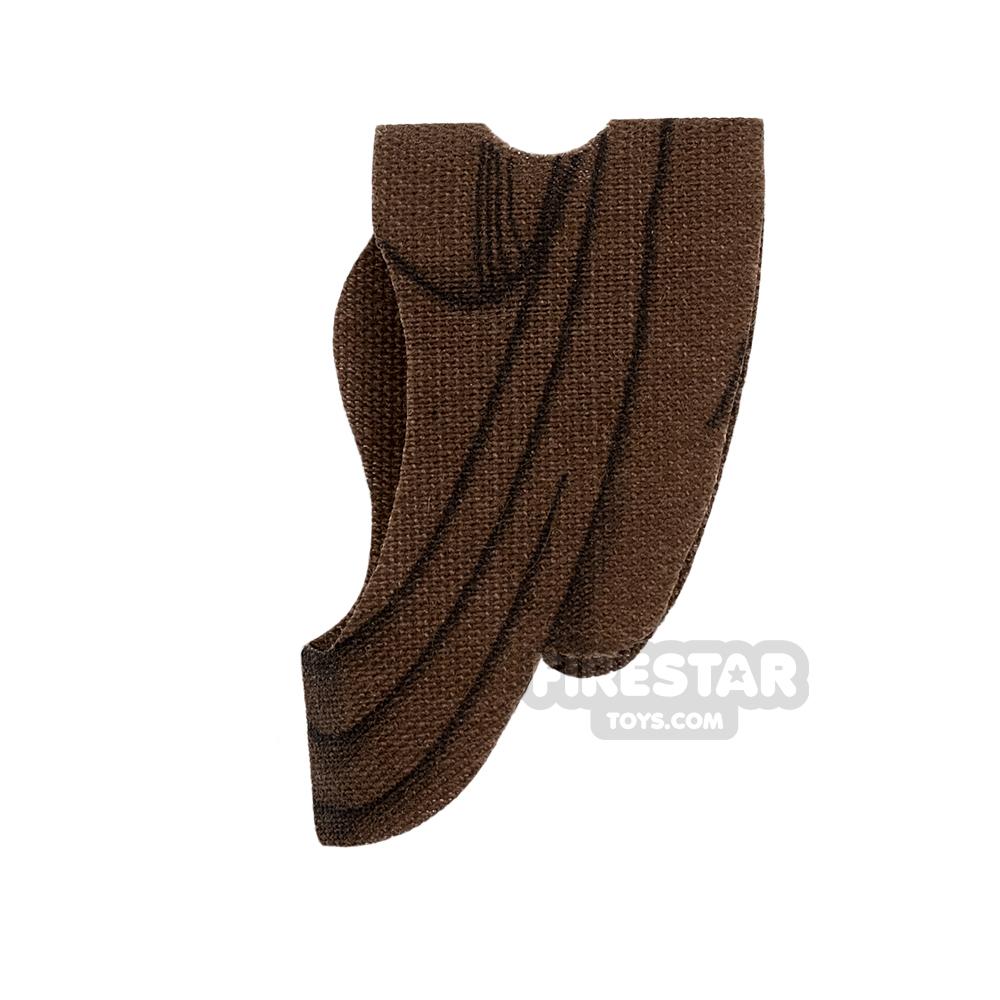 Custom Design Cape - Toga - Brown