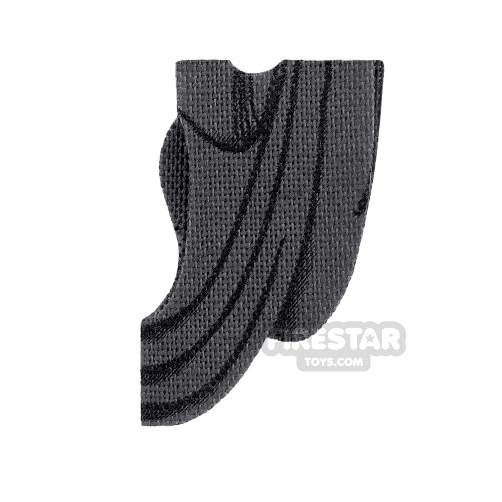 Custom Design Cape - Toga - Dark Blueish Gray