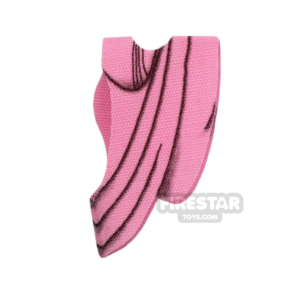 Custom Design Cape - Toga - Pink