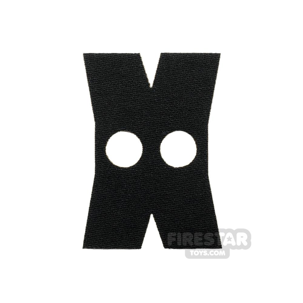 Custom Design Cape - Waist Armour - Black