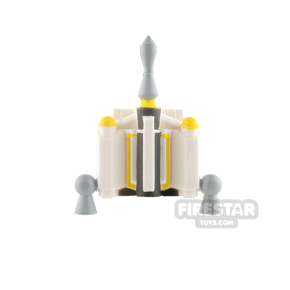 Clone Army Customs - Hunter Jet Pack - Scorch