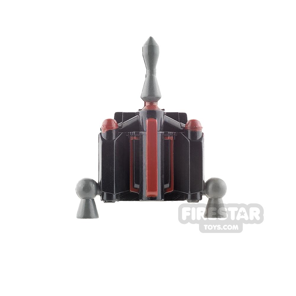 Clone Army Customs - Hunter Jet Pack - Shadow Dark Red
