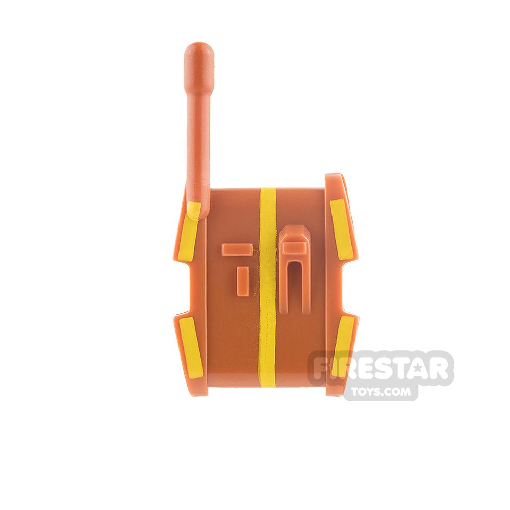 Clone Army Customs - Ranged Backpack - Geo Stripes