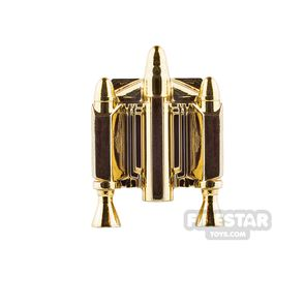 Clone Army Customs - Trooper Jet Pack - Chrome Gold