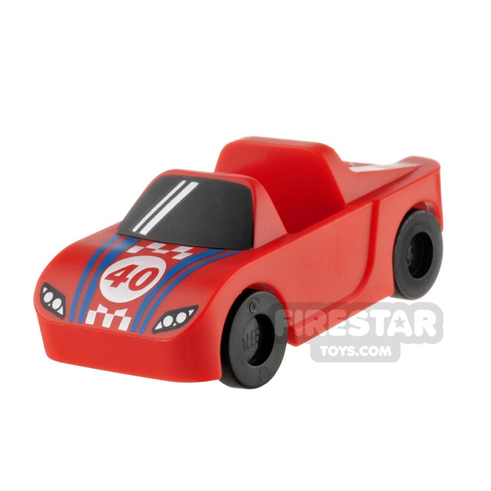 LEGO - Race Car Costume
