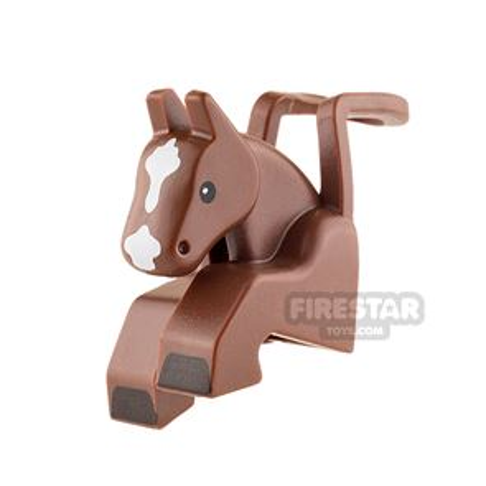 LEGO - Horse Costume - Reddish Brown