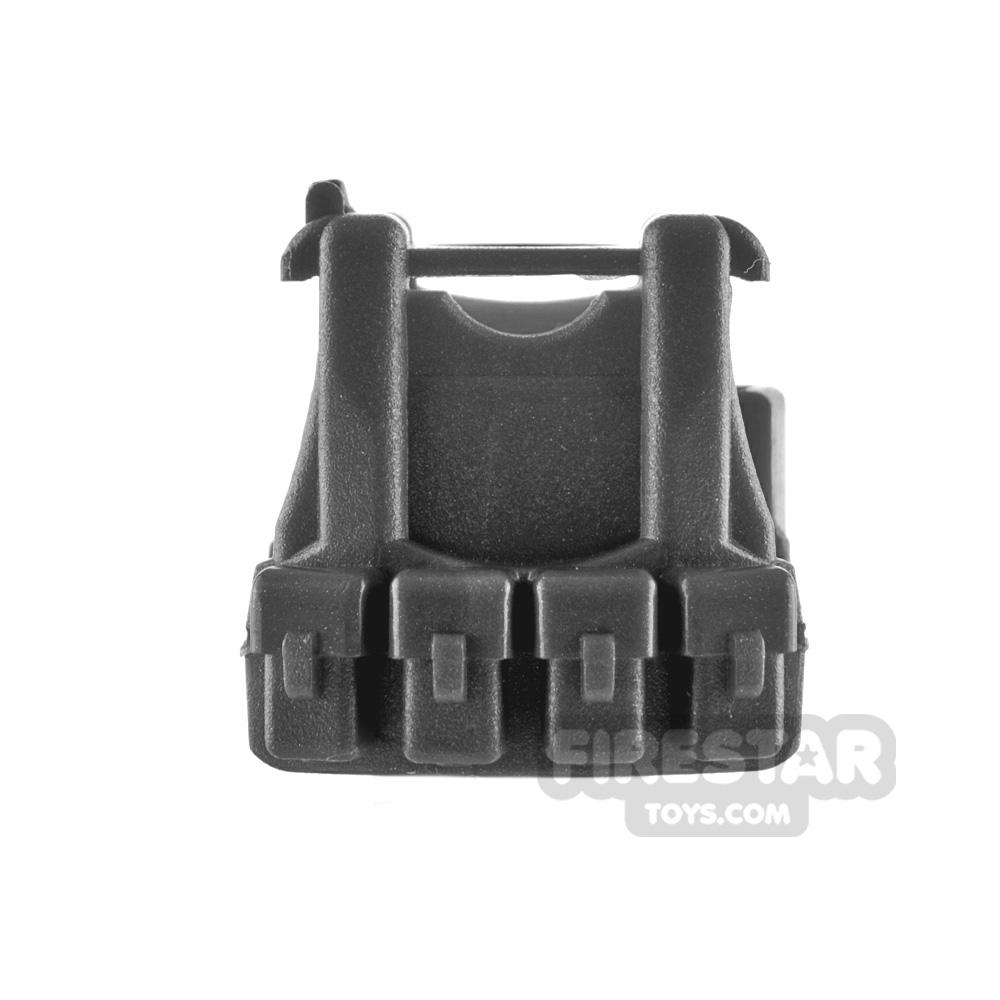 SI-DAN - B12 Tactical Vest - Iron Black