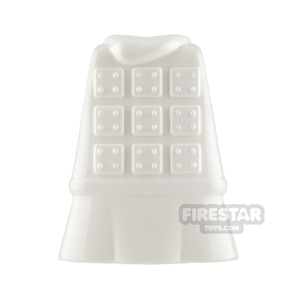 BrickTW - Terra Cotta Warrior Armour - White