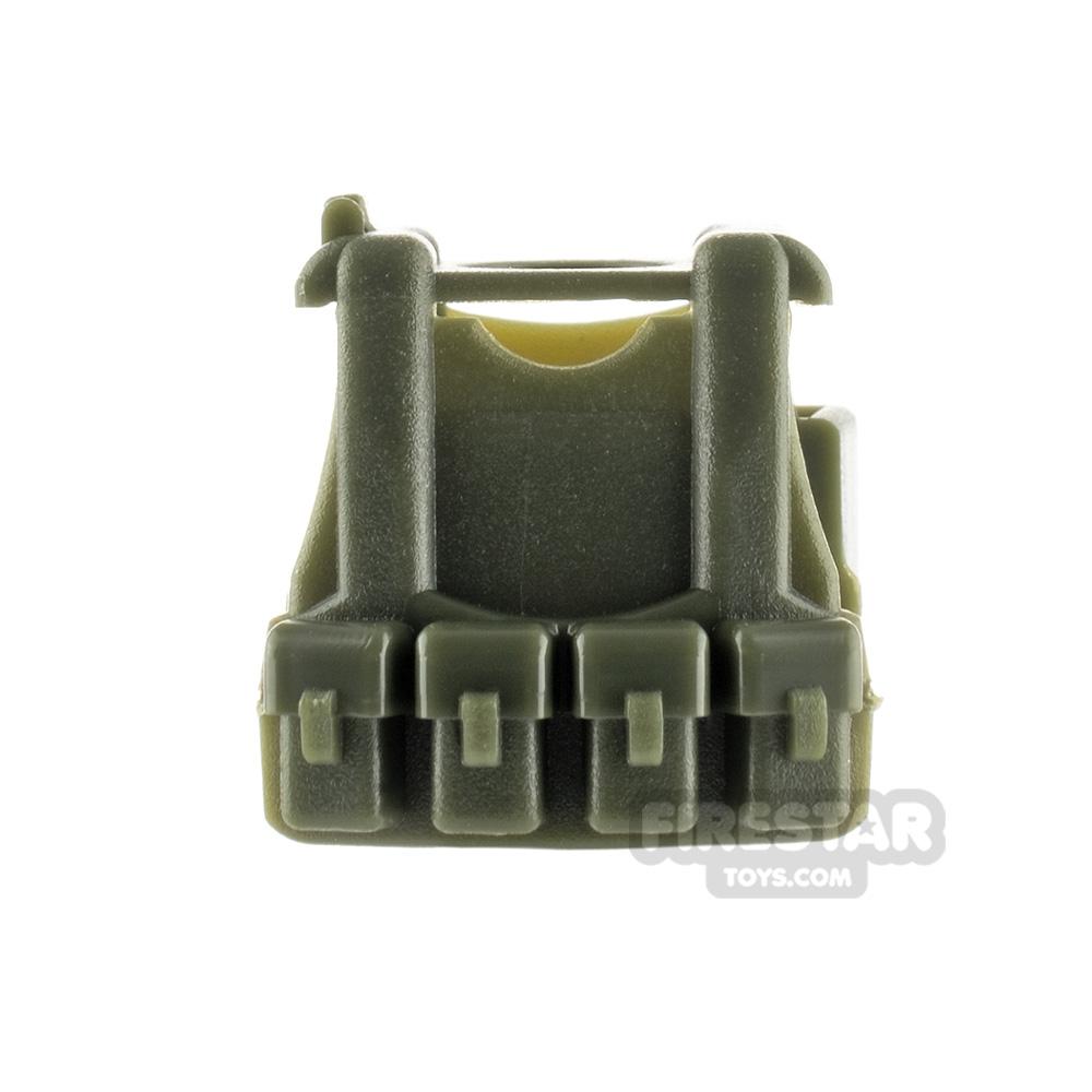 SI-DAN - B12 Tactical Vest - Tank Green