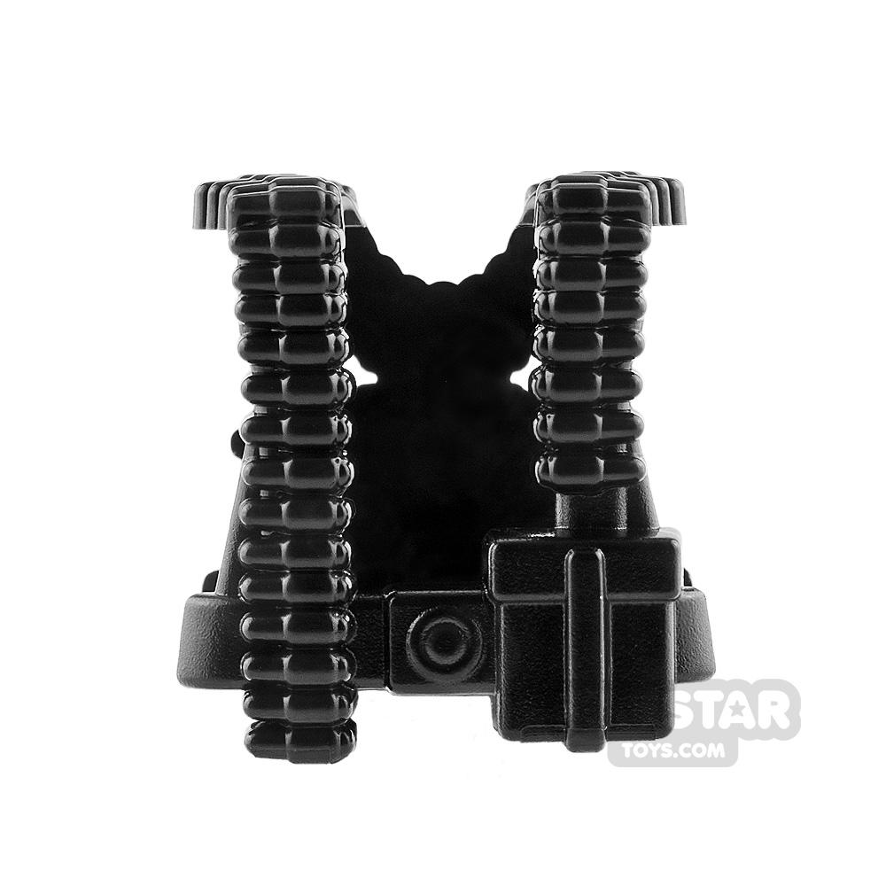 Brickarms - WW2 German Gunner - Black