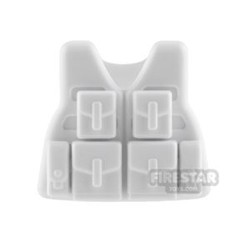 Brickarms - LCV-SAW Tactical Vest - White