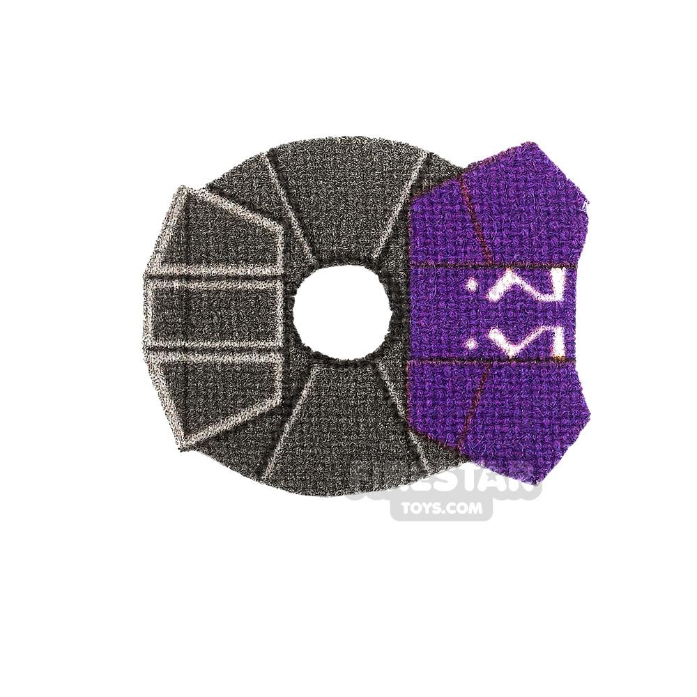 Custom Design Pauldron Ahsoka 332nd Purple