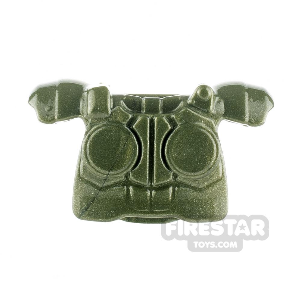 SI-DAN - M1a Tactical Vest - Iron Green