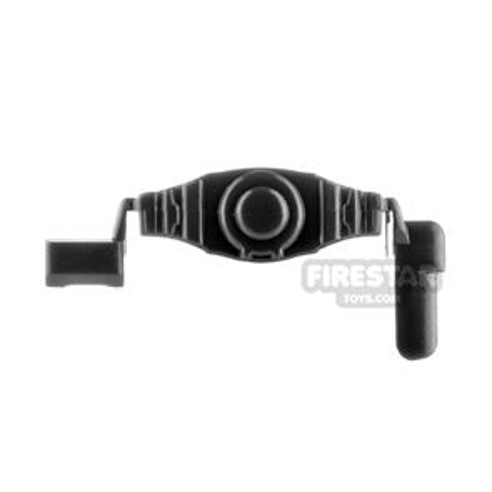 SI-DAN - M2a Tactical Belt - Black