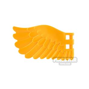 LEGO Feathered Wing with Clips Left