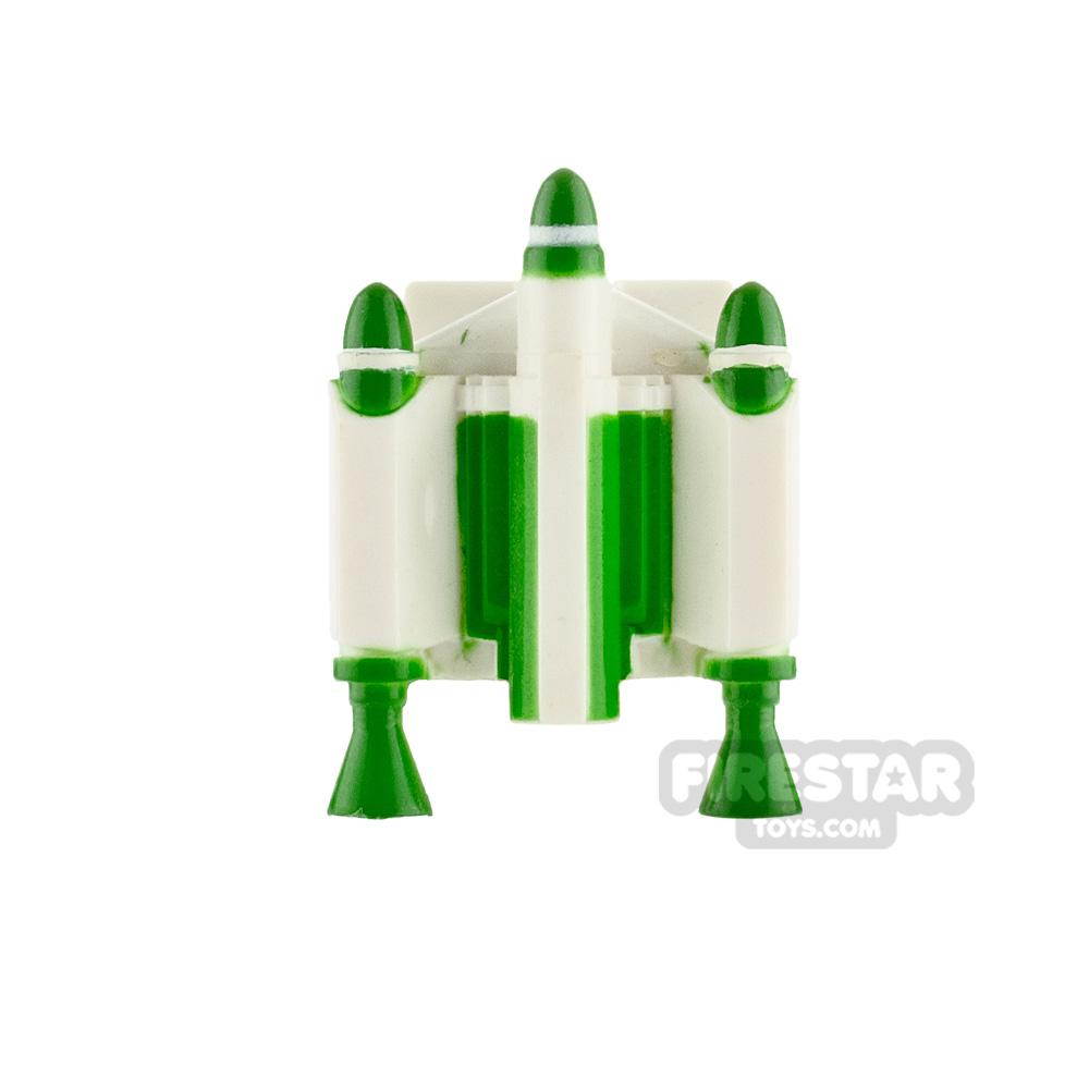 Clone Army Customs Trooper Jet Pack Green