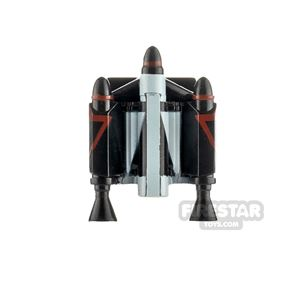 Clone Army Customs Trooper Jet Pack PV Shadow