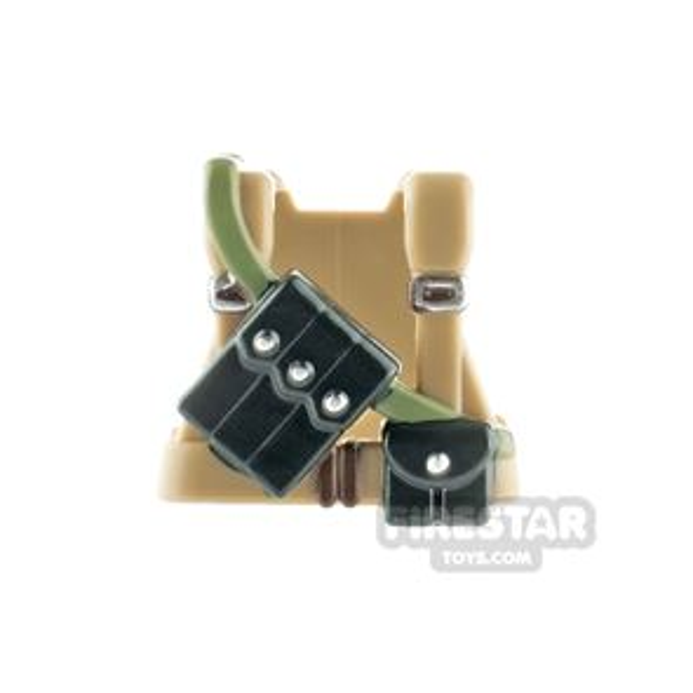 Custom Minifigure Tactical Vest
