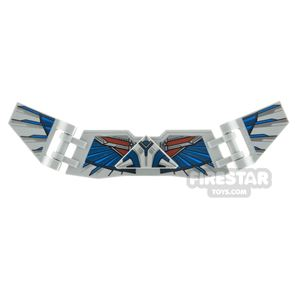 LEGO Falcon Wings with Drone on Back