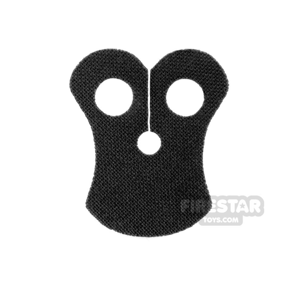 Custom Design - Pauldron - Black