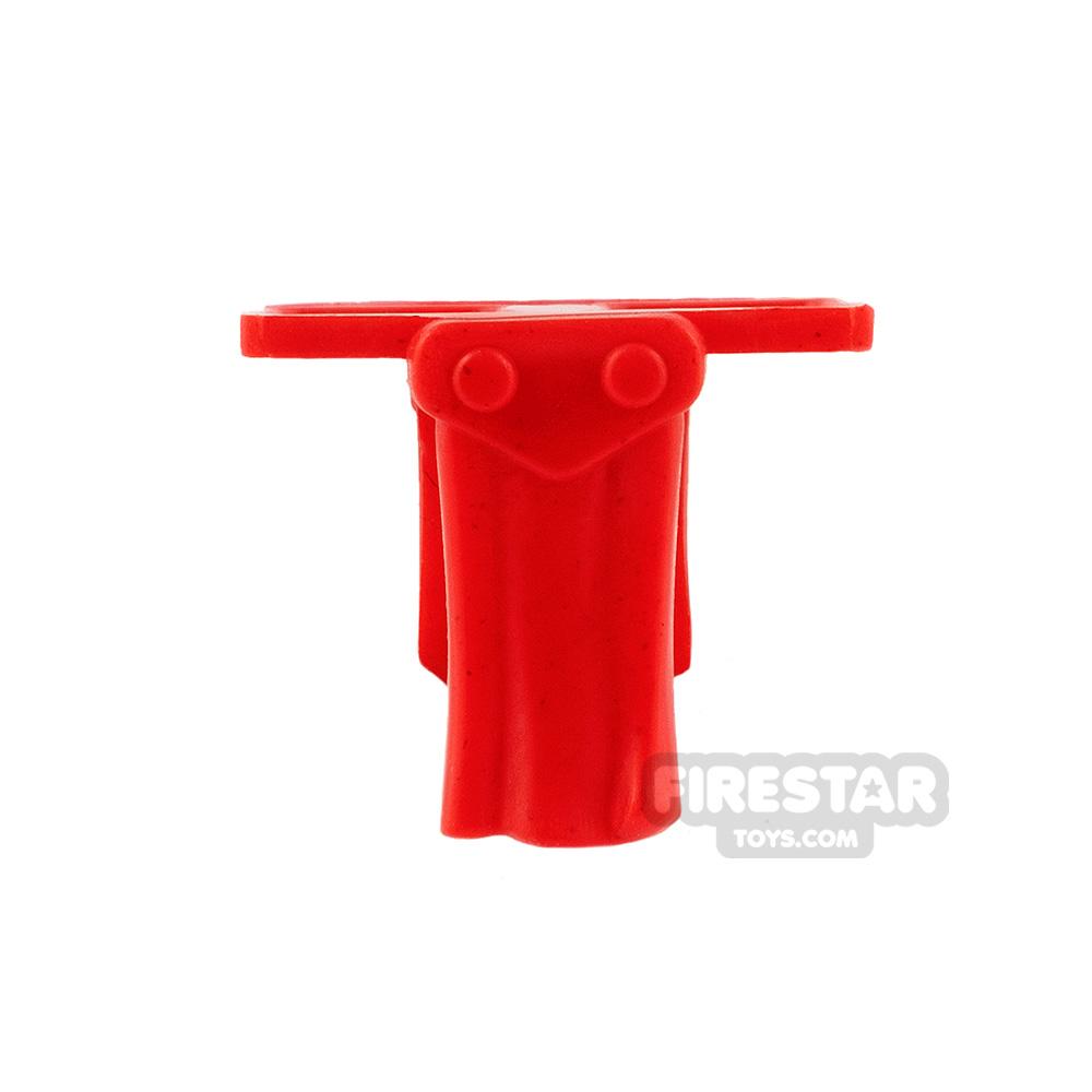 Arealight - Loincloth - Red Flexible Plastic